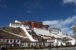 Tibet - organizar un viaje largo