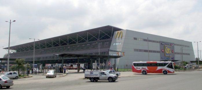 Terminal Terrestre Guayaquil picardía ecuatoriana