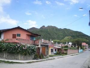 Calles de Vilcabamba