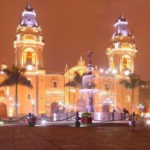 Lima Peru Catedral