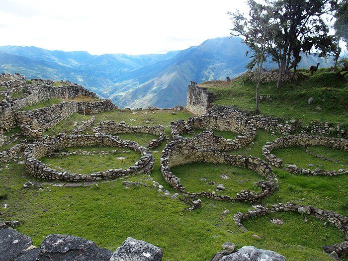 Kuelap Peru Chachapoyas