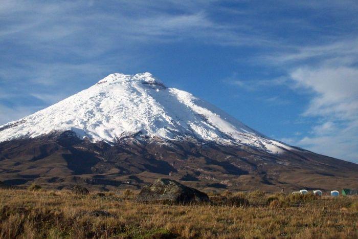 Sudamérica Ecuador Cotopaxi