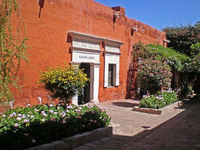 Monasterio Santa Catalina - qué ver en Arequipa - Perú Sudamérica