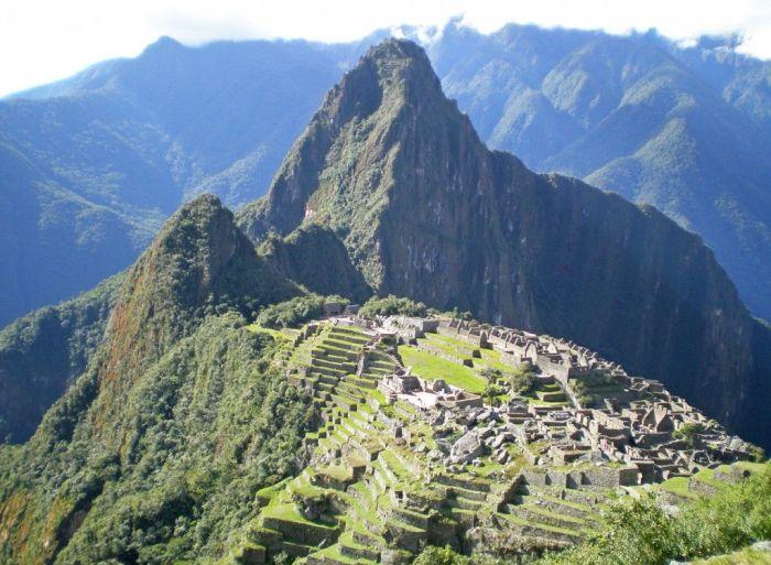 Ciudadela sagrada Inca Peru Sudamérica