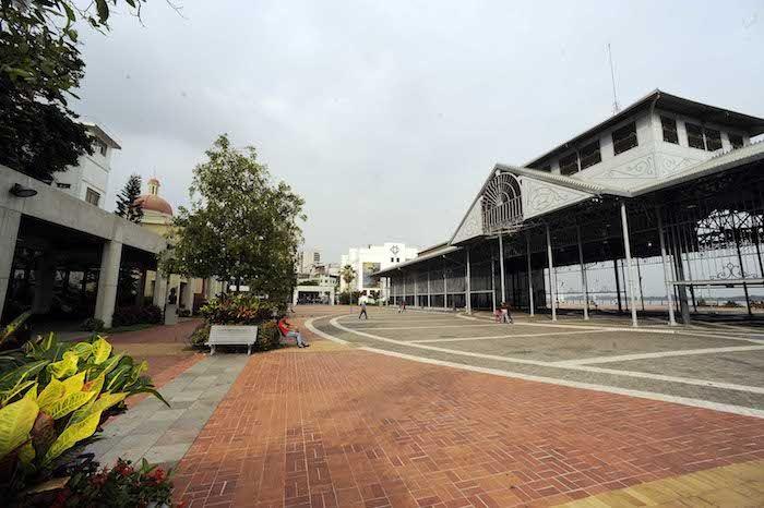 Sudamérica Guayaquil Ecuador viajar