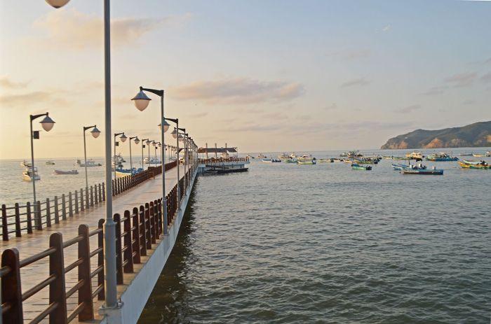 qué ver en Puerto López Ecuador Sudamérica