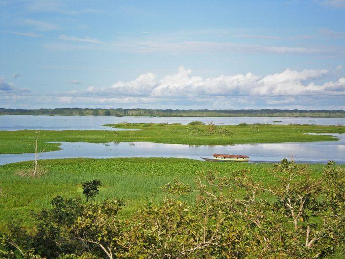 Vistas desde el Malecón - Amazonas Perú