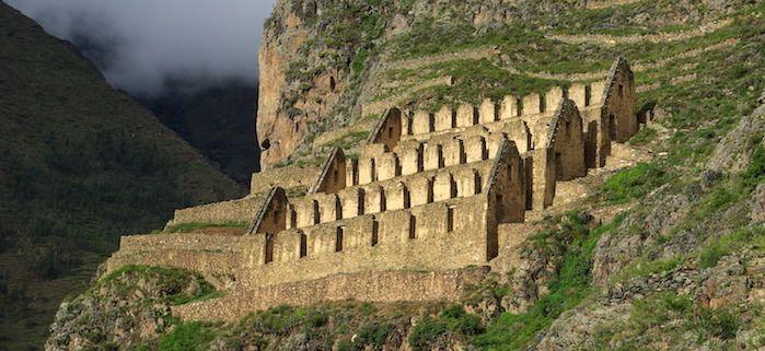 Ollantaytambo - Qué ver y hacer en Cusco Cuzco Sudamérica Peru
