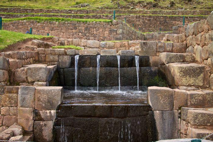 Tipón - Qué ver y hacer en Cusco Cuzco Sudamérica Peru