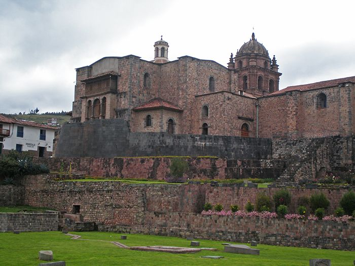 Qoricancha - Qué ver y hacer en Cusco Cuzco Sudamérica Peru