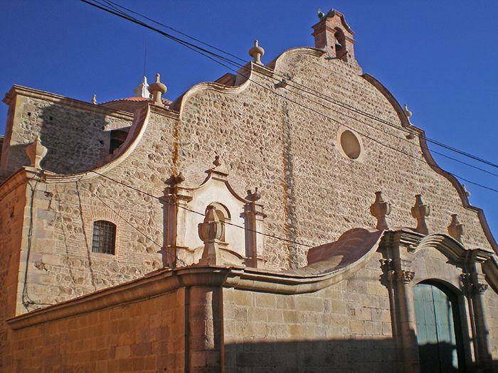 Impresionantes edificaciones en Potosí qué ver en Potosí Bolivia
