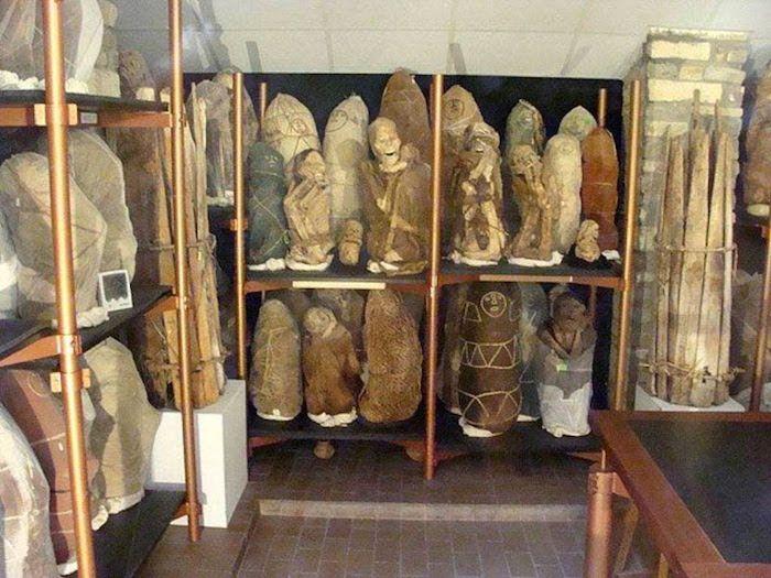peru chachapoyas Museo de Leymebamba