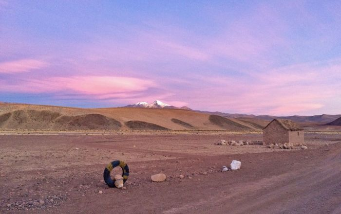 Reserva Eduardo Avaroa - tour al salar de uyuni desde tupiza