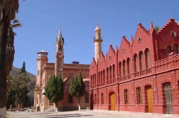 Castillo de la Glorieta - qué ver y qué hacer en Sucre Bolivia