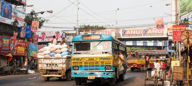 60 segundos en una esquina de Calcuta