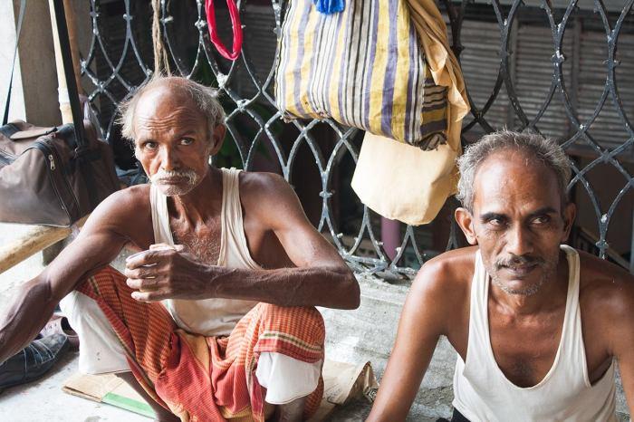 Cocineros en Calcuta