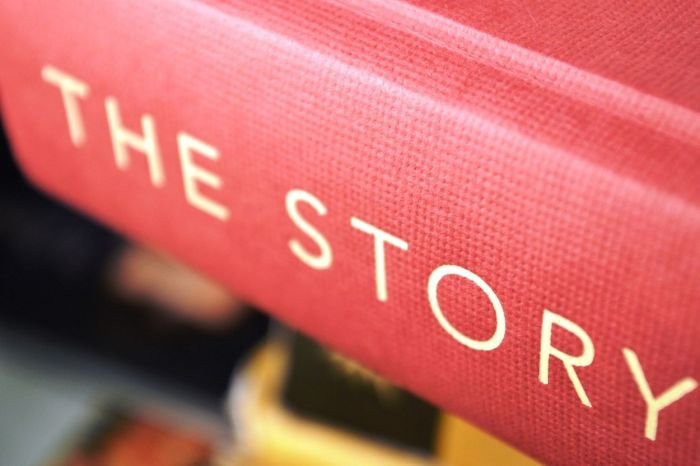the story - vipassana