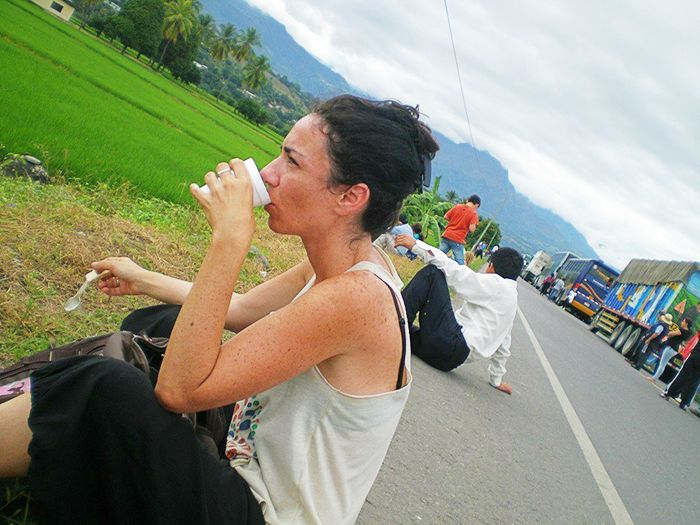"""De Trujillo a Chachapoyas... momentos de """"viaje"""": esperas, contratiempos y resume esos momentos de los viajes """"que no se ven"""""""