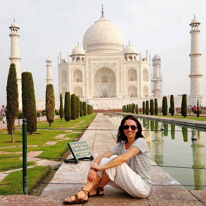 El majestuoso Taj Mahal - Agra - India Qué ropa llevar para un viaje a India