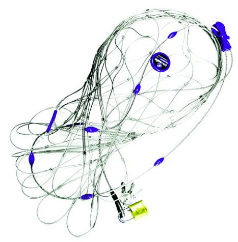 red de seguridad para la mochila Pacsafe