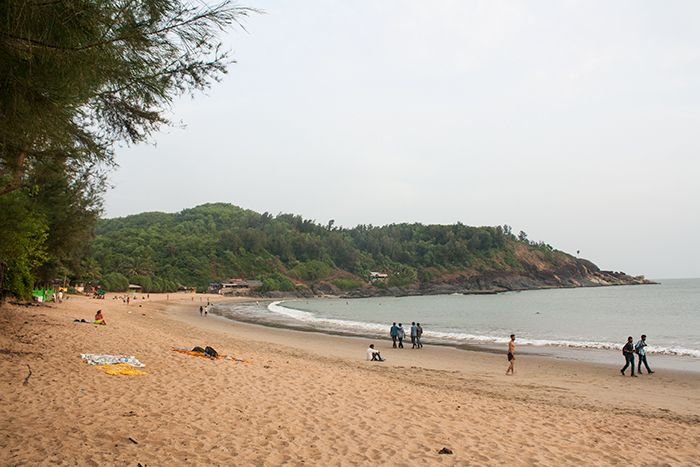 Om Beach - Gokarna
