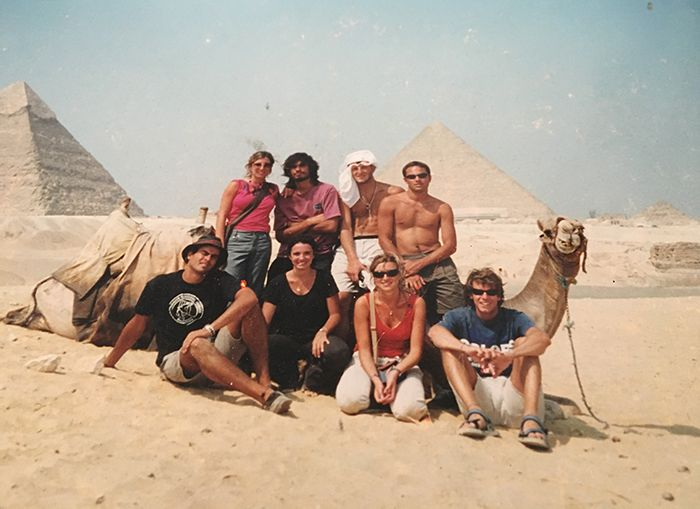 yo en egipto