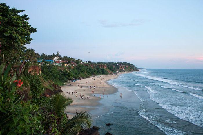 mejores playas de Kerala