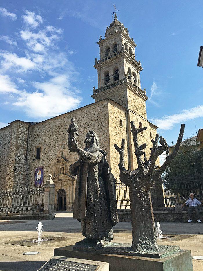 Un paseo por el centro histórico de Ponferrada