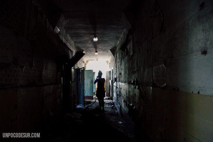 Pueblo abandonado Vogelsang Destinos terroríficos