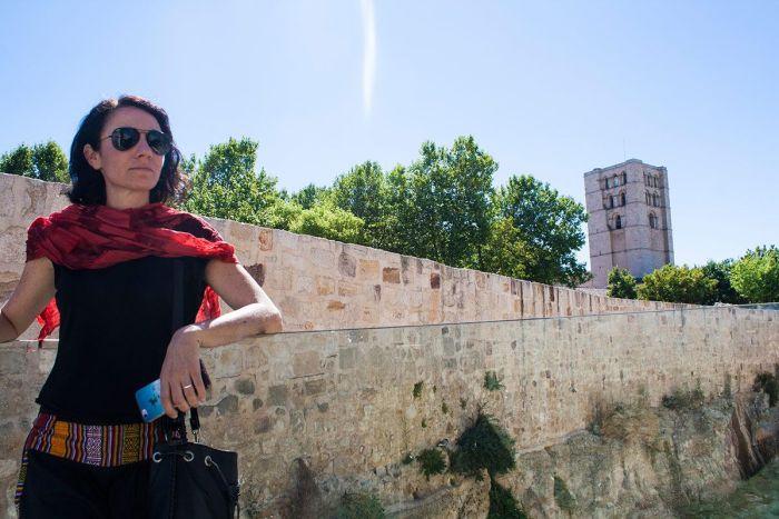 Paseo por las calles de Zamora y visita a su patrimonio