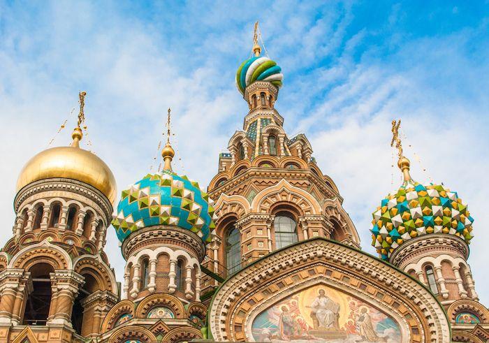 San Petersburgo escapadas de Navidad