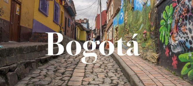 Guía de viaje: Bogotá