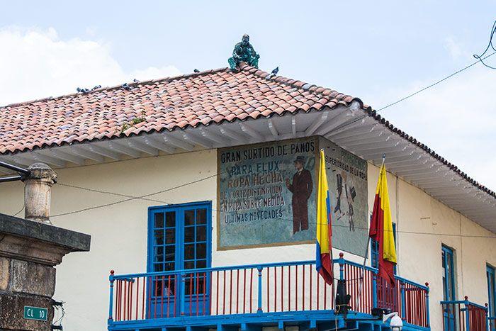 Qué ver en Bogotá - qué hacer en Bogotá