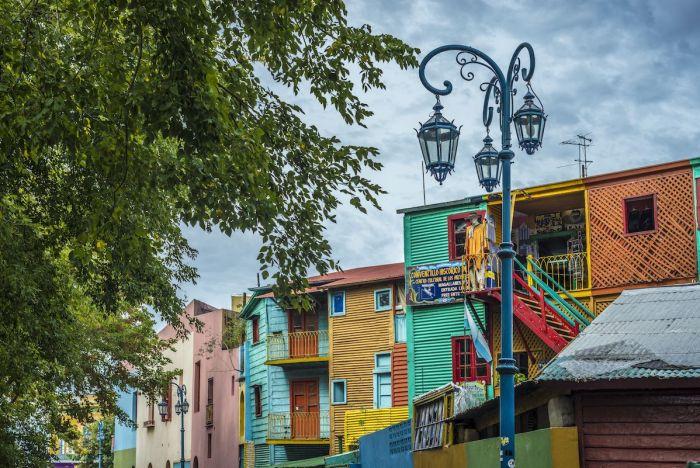 Buenos Aires - Caminito Qué ver en Buenos Aires en 3 días - Argentina