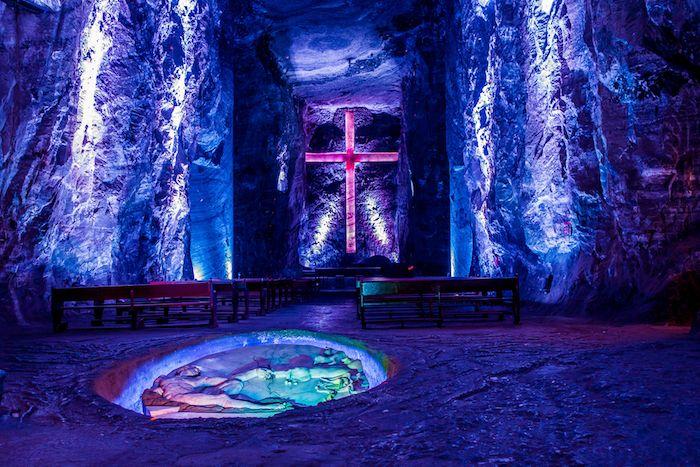 catedral de sal Qué ver en Bogotá - qué hacer en Bogotá