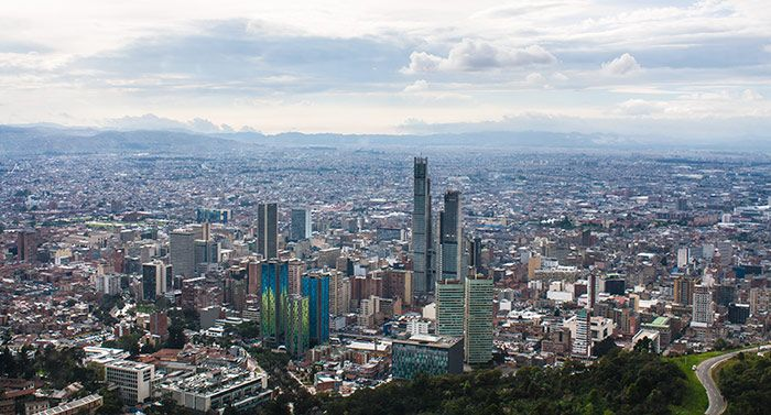 Cómo ir del aeropuerto de Bogotá al centro de la ciudad