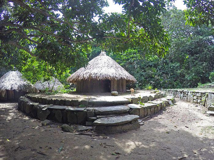 mi experiencia en Santa Marta y el Parque Tayrona