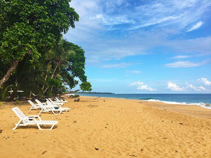 Bocas del Toro - Bluff beach - Isla Colón - Panamá