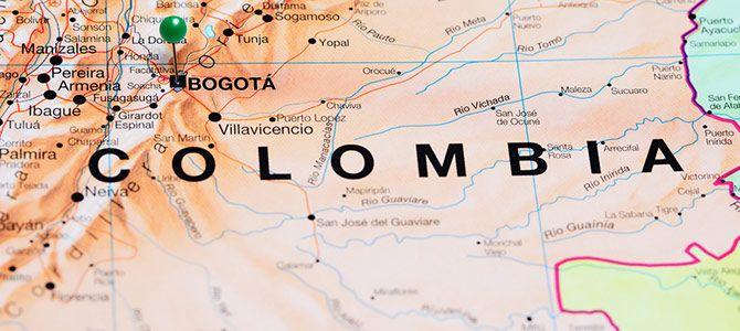 Guía de viaje: Colombia
