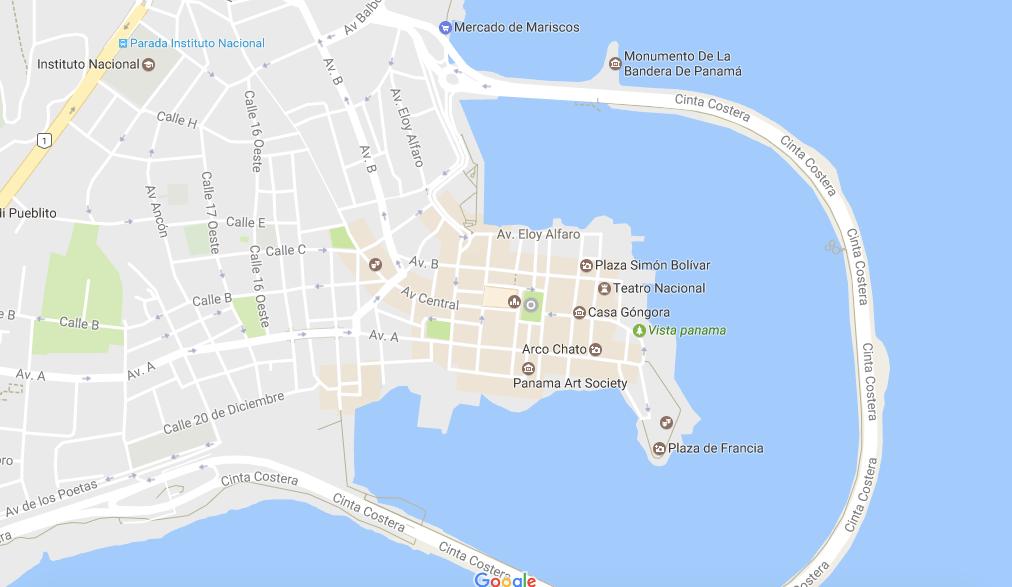 qué ver y qué hacer en Panama city - Ciudad de Panamá qué ver