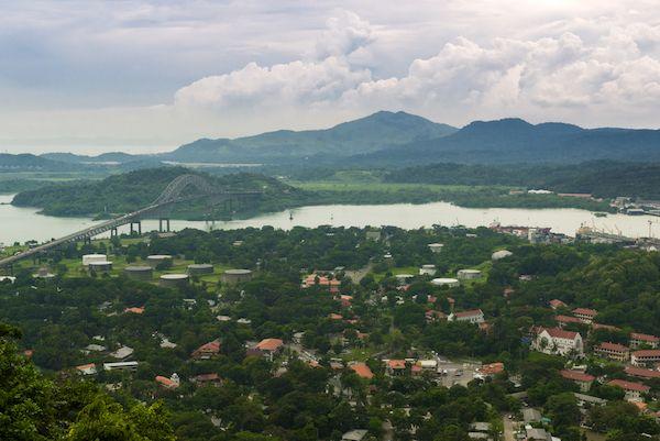 Panama Cita Cerro Ancon - qué ver y qué hacer en Panama city - Ciudad de Panamá qué ver