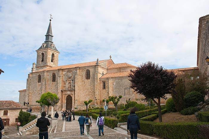 Triángulo de Arlanza, Burgos
