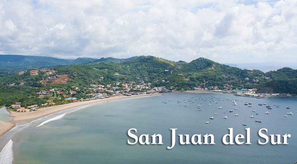 qué ver en San Juan del Sur Nicaragua