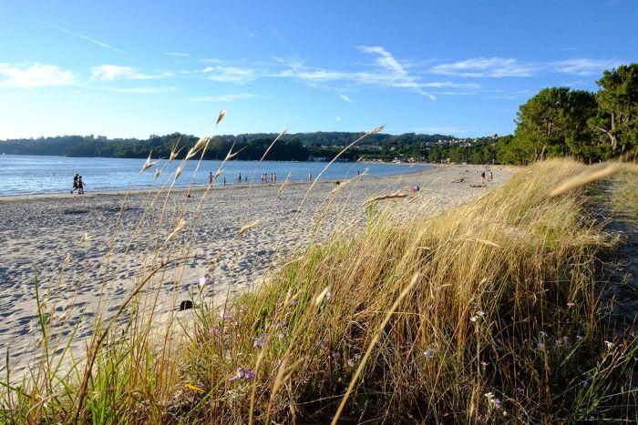 playas de Cabanas Galicia