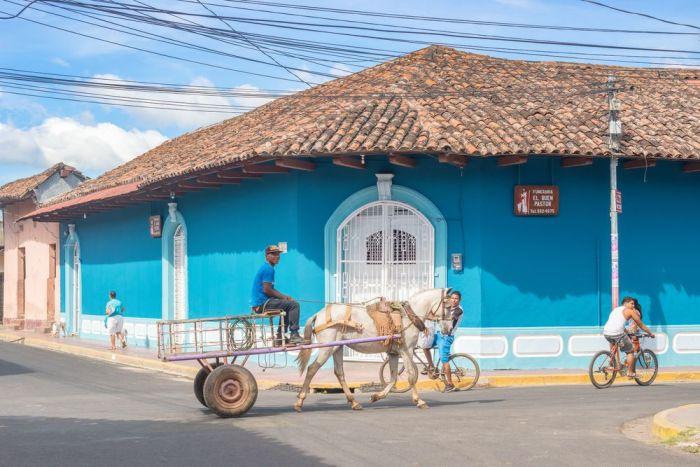 qué ver en Granada Nicaragua