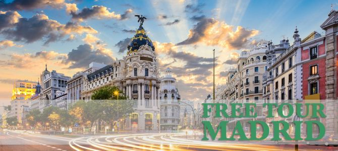 Free tour: historia y secretos de Madrid