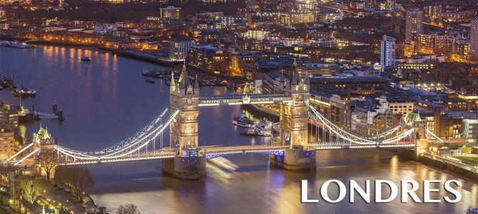 Itinerario para un fin de semana en Londres