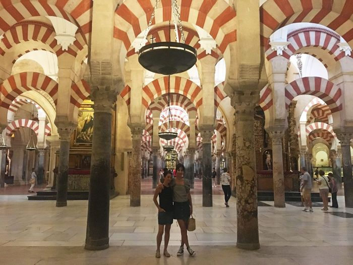 visitar la Mezquita catedral de Córdoba roadtrip por Andalucía