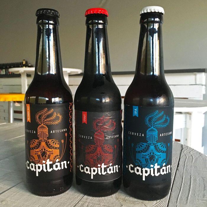 Cerveza artesanal en Montilla