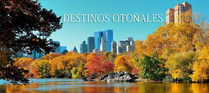 5 destinos ideales para visitar en otoño